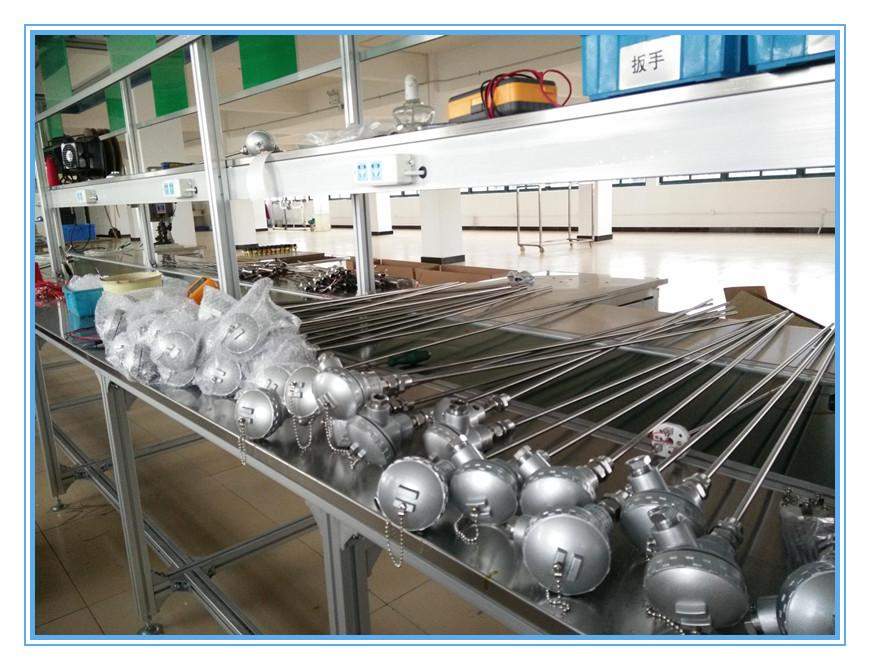 热电阻、pt100热电阻、装配式热电阻、铠装热电阻